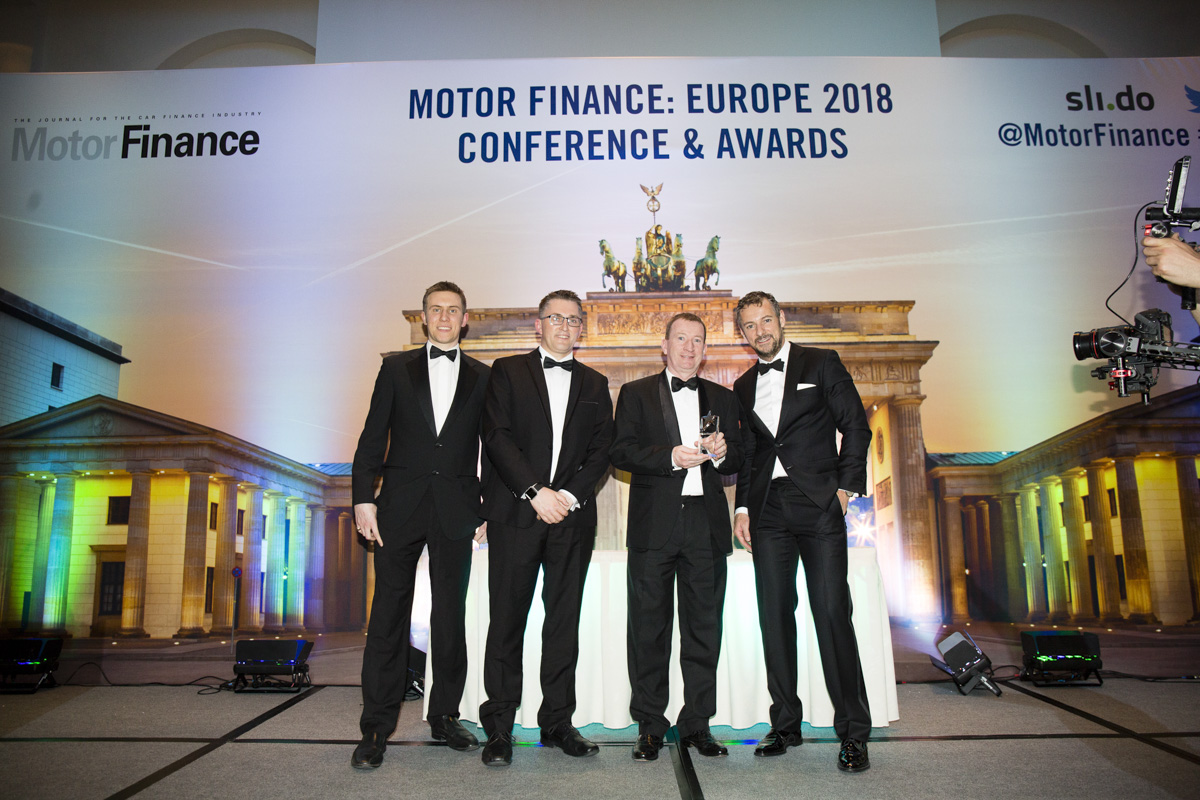 Editor's Award goes to First Citizen Finance